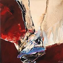 CHUANG CHE (ZHUANG ZHE)   Landscape 1981 - No. 22