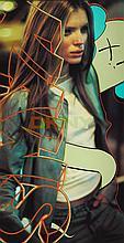 KAWS   Untitled (DKNY)
