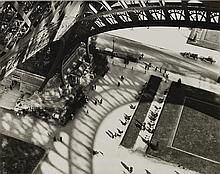 ANDRÉ KERTÉSZ   Paris (Shadows of the Eiffel Tower)