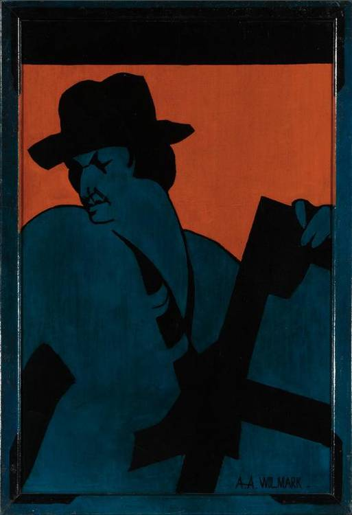 ALFRED AARON WOLMARK 1877-1961