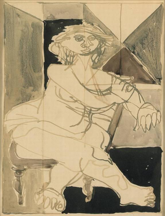 JANKEL ADLER 1895-1949