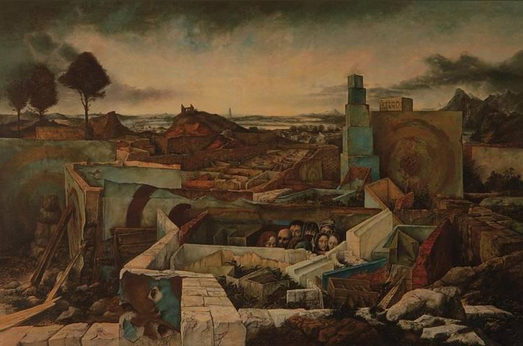 q - SAMUEL BAK B. 1933