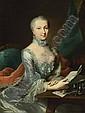 JOHANN HEINRICH TISCHBEIN I HAINA 1722 - 1789 KASSEL, Johann Heinrich Tischbein, Click for value
