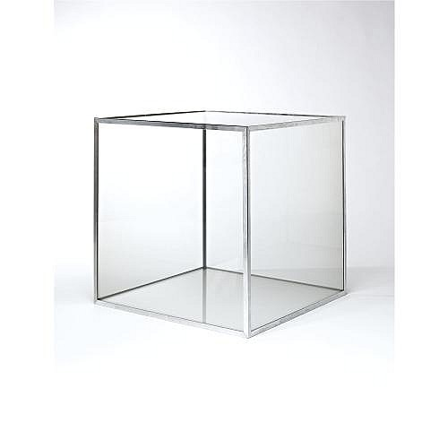 Larry Bell , Glass Cube