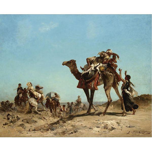 Georges WashingtonFrench, 1827-1910