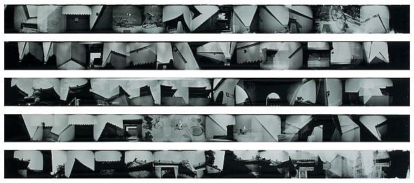 Xing Danwen , B. 1967 B1, B2, B3, B4, B5 (Set of Five) silver-gelatin print