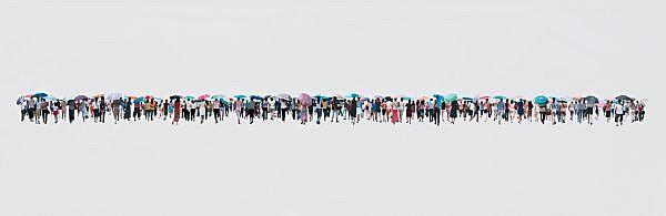 Liang Juhui , 1959-2006 Super Tribe (3) chromogenic print