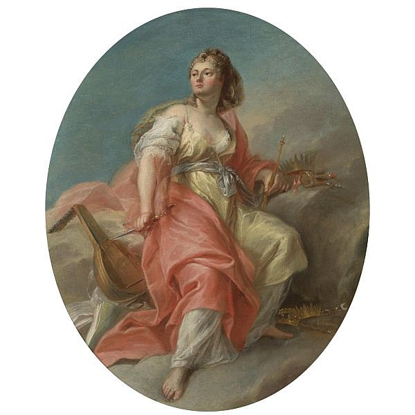 Attributed to Nicolas-Guy Brenet , Paris 1728 - 1792 