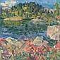 GIOVANNI GIACOMETTI 1868 - 1933, Giovanni Giacometti, Click for value