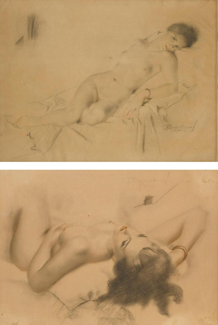 LEV TCHISTOVSKY | A Pair of Nudes