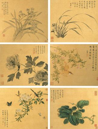 JIANG TINGXI 1669-1732