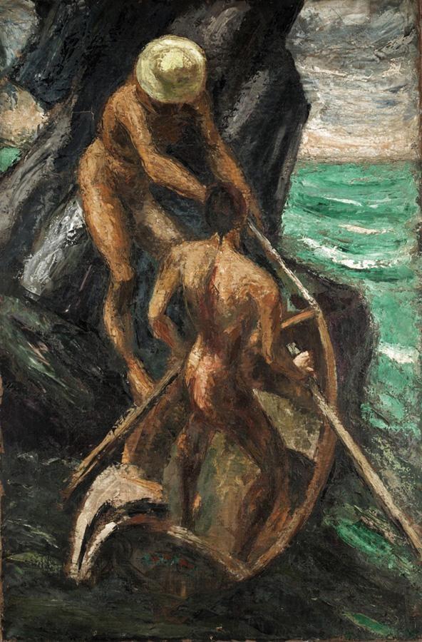 MERVYN PEAKE, 1911-1968