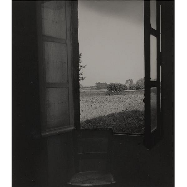 Bill Brandt , 1904-1983 'van gogh's room in the asylum of st. paul-de-mausole (st. rémy)'