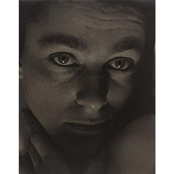 Paul Strand , 1890-1976 'rebecca'
