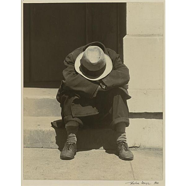 Dorothea Lange , 1895-1965 san francisco waterfront
