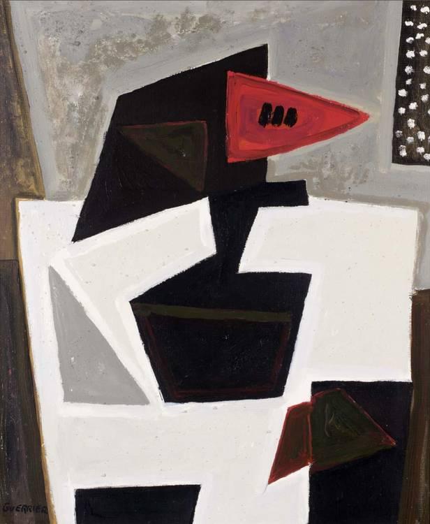 RAYMOND GUERRIER, 1920 - 2002