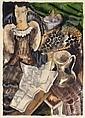 f - JEAN LURÇAT, 1892 - 1966, Jean Lurcat, Click for value