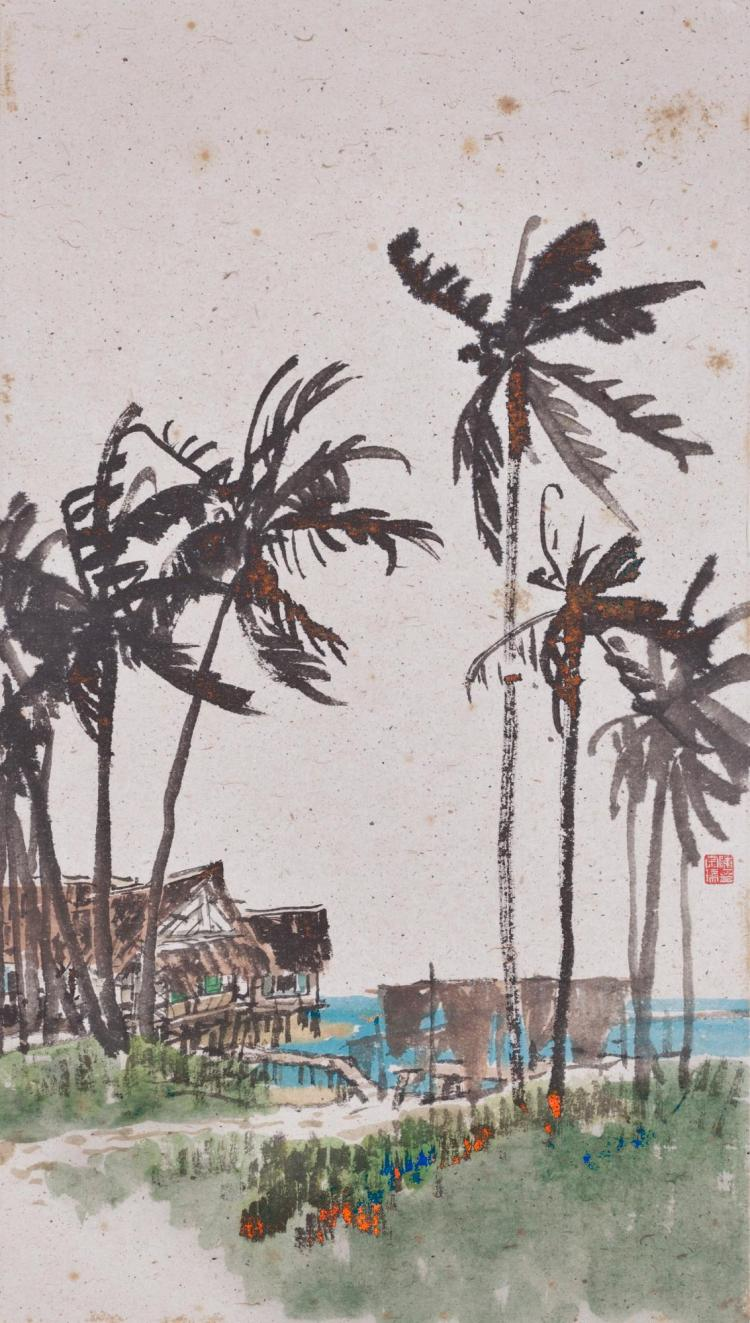 CHEN CHONG SWEE | Coconut Trees