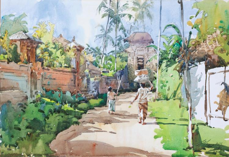 ONG KIM SENG | Bali