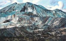 GUSTI AGUNG MANGU PUTRA   Landscape Batur