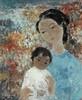 VU CAO DAM | Mother and Child, Vu Cao Dam, HKD120,000