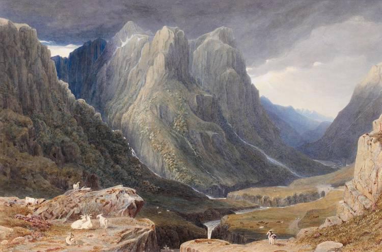 GEORGE FENNEL ROBSON 1788-1833