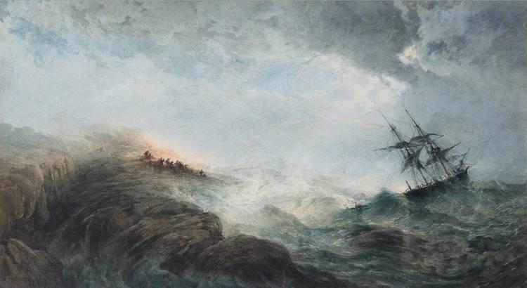 f - EDWARD DUNCAN, R.W.S. 1803-1882