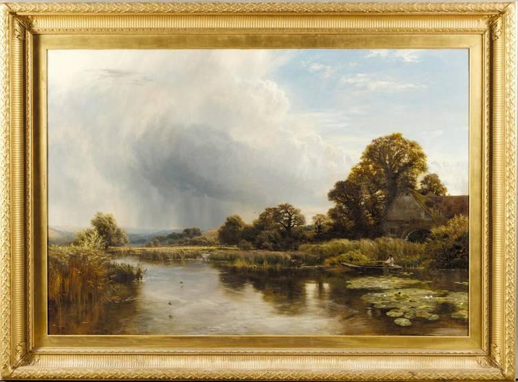 GEORGE VICAT COLE, RA 1833-1893