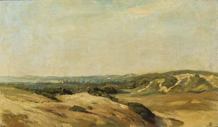 JOHANNES GRAADT VAN ROGGEN DUTCH 1867-1959