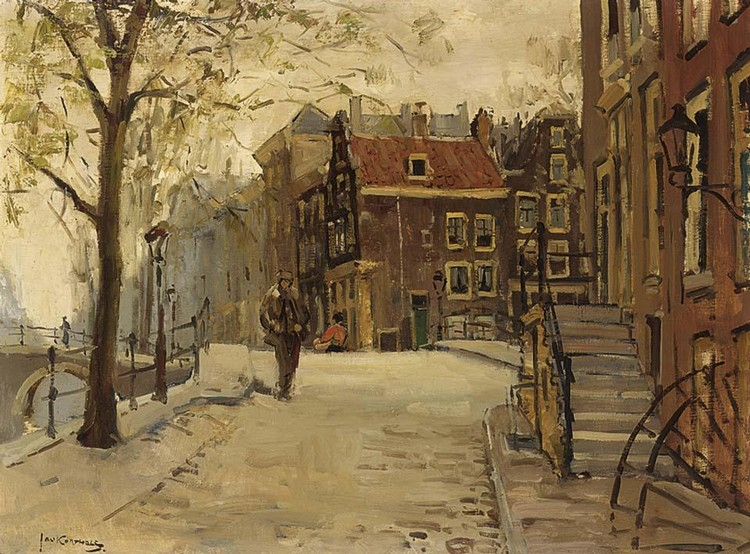 JAN KORTHALS DUTCH 1916-1972