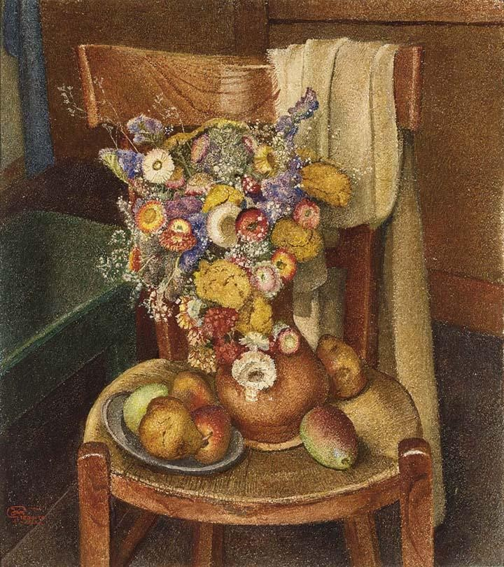 JAN GRÉGOIRE DUTCH 1887-1960