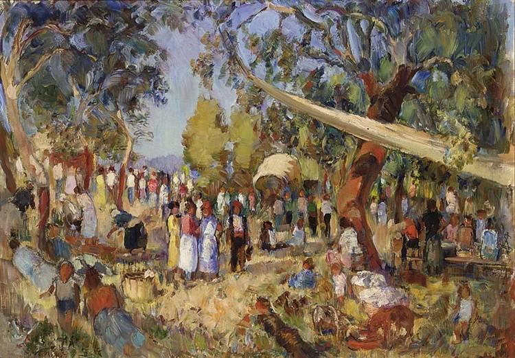 RAFAEL BENET SPANISH 1889-1979