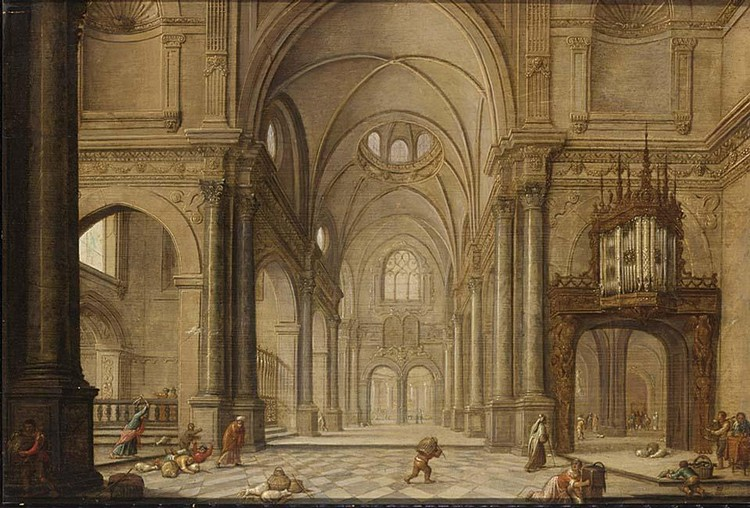 HANS JURRIAENSZ. VAN BADEN BADEN 1604 - 1677 AMSTERDAM