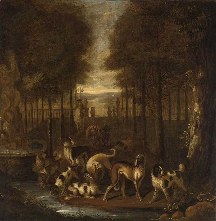 ADRIAEN BEELDEMAKER ROTTERDAM CIRCA 1618 - 1709 THE HAGUE