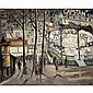 LUDOVIC RODO PISSARRO, 1878-1952,  Ludovic-Rodo, Click for value