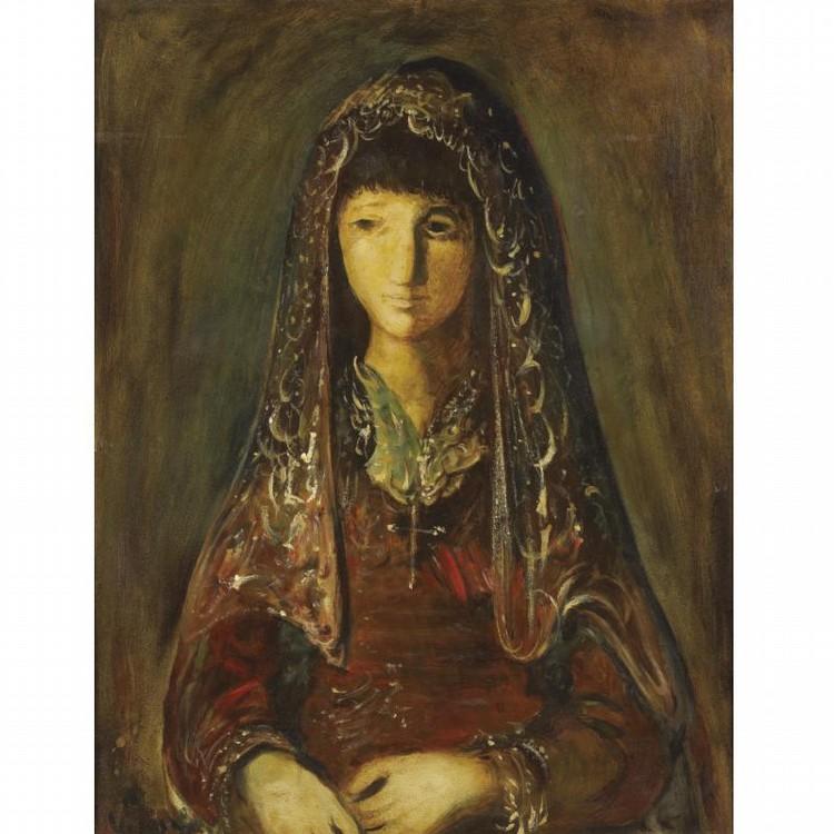 SYLVAIN VIGNY, 1903-1971