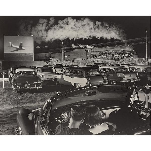 O. Winston Link , 1914-2001 'hot shot eastbound, iager, west virginia'