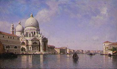 *AMEDEE ROSIER FRENCH, 1831-1898 THE GRAND CANAL, VENICE signed A Rosier (lower left) oil on canvas ...