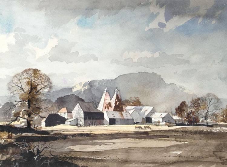 ROWLAND HILDER, 1905-1993