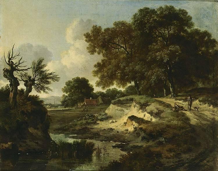 JAN WIJNANTS HAARLEM (?) CIRCA 1635 - 1684 AMSTERDAM
