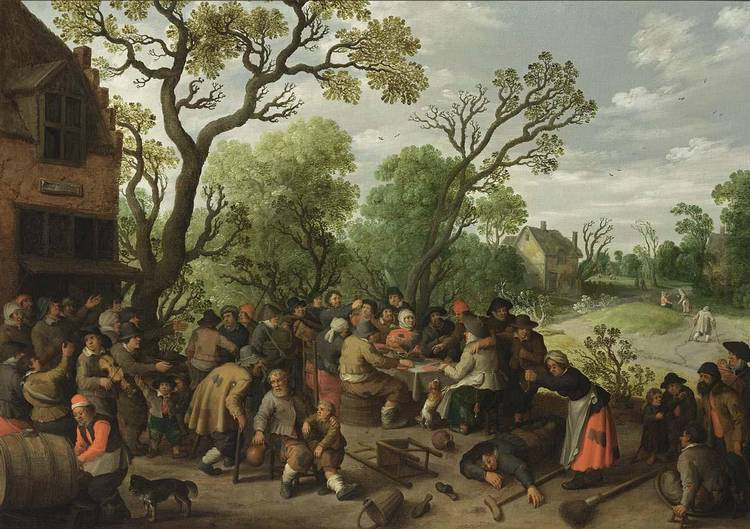 JOOST CORNELISZ. DROOCHSLOOT UTRECHT 1586 - 1666