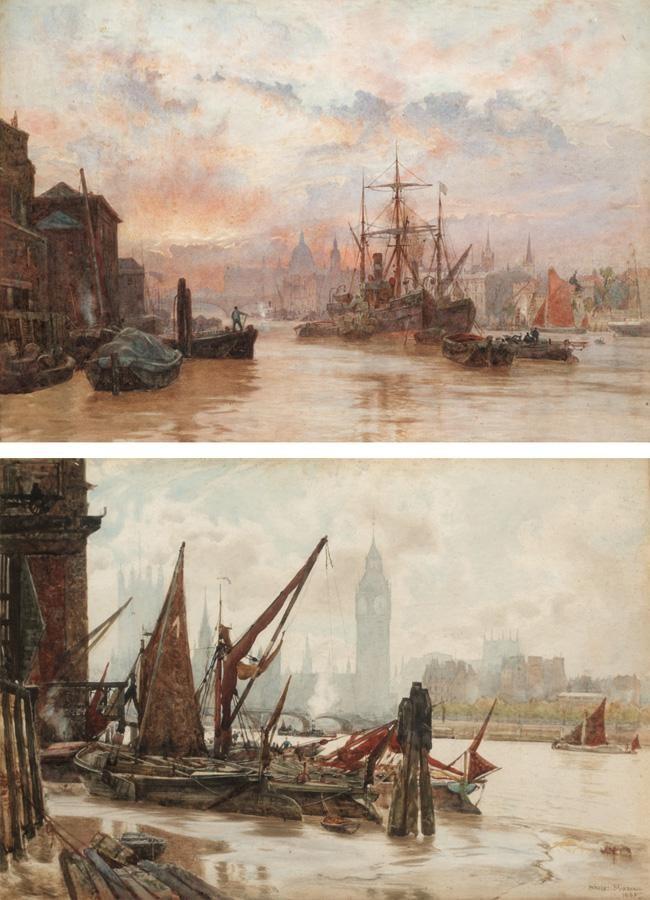 HERBERT MENZIES MARSHALL, 1841-1913
