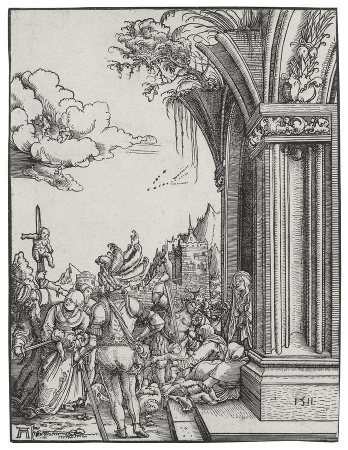 ALBRECHT ALTDORFER CA.1480-1538