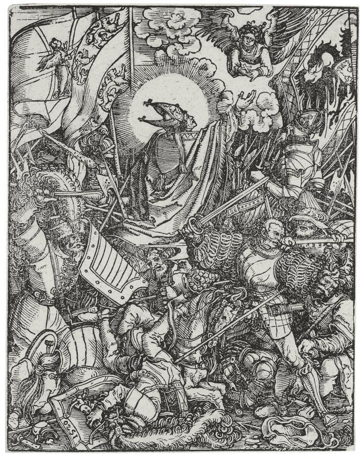 HANS BURGKMAIR THE ELDER 1473-1531