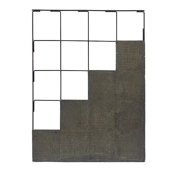 - Giuseppe Uncini , n. 1929 Cementoarmato cemento e ferro
