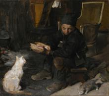 JULES BASTIEN-LEPAGE | Le petit ramoneur (Damvillers)