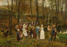 MARIE-FRANÇOIS FIRMIN-GIRARD | Noces au XVIIIème siècle