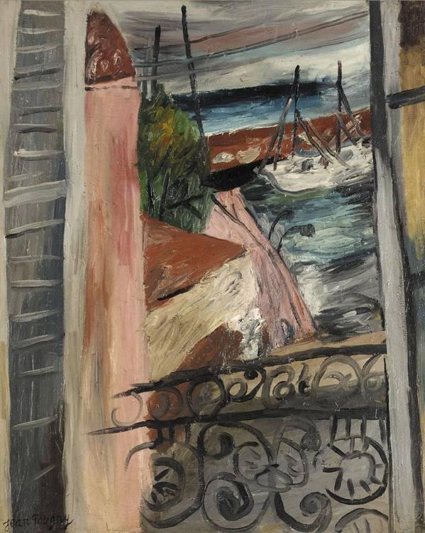 JEAN POUGNY, 1892-1956