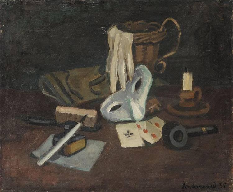 MIKHAIL FEDOROVICH ANDREENKO, 1894-1982