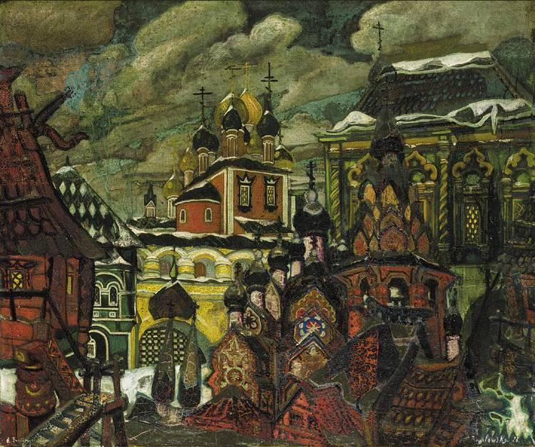 LEONID MIKHAILOVICH BRAILOVSKY, 1867-1937